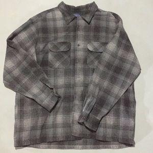Pendleton Shirts - Pendleton Wool Flannel XXL Long